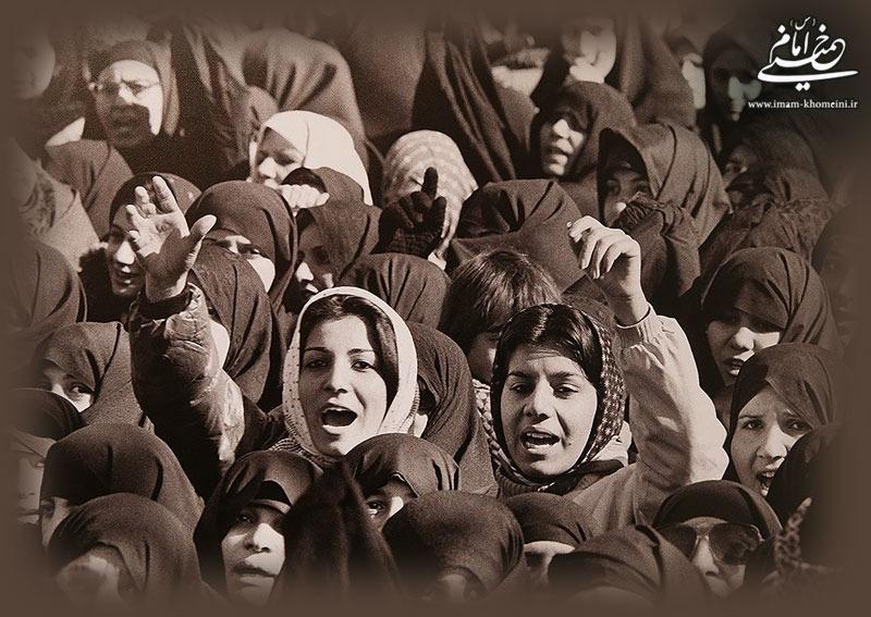 دستور امام در نوع مواجهه با بانوان بدحجاب