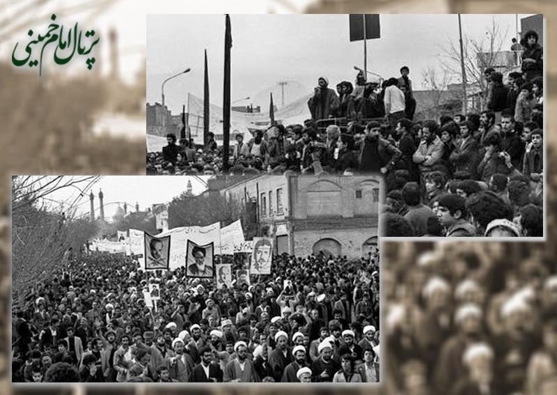 قیام نوزده دی، پرتویی از نهضت پانزده خرداد