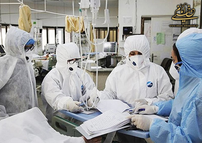 کادر پزشکی در مواجهه با کرونا