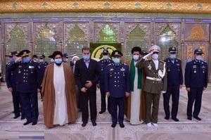 تجدید میثاق فرماندهان نیروی هوایی ارتش با آرمان های حضرت امام