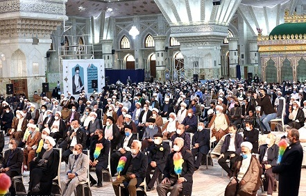 گزارش تصویری مراسم بیست و ششمین سالگرد ارتحال حجت الاسلام و المسلمین سید احمد خمینی