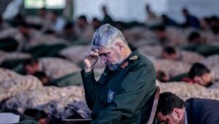 خاطره سردار فضلی از مجروحیت و دیدارش با امام