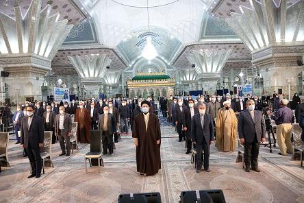 گزارش تصویری اختتامیه اجلاس تبیین اندیشه های امام خمینی در حوزه فرهنگ و هنر