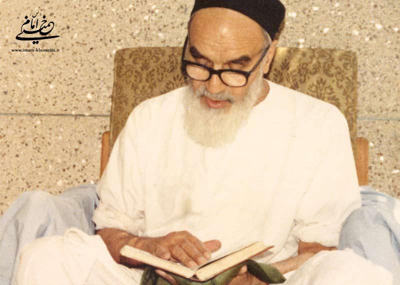 محفل انس با قرآن در حضور حضرت امام