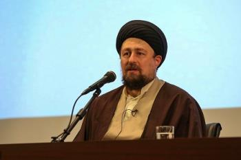 سید حسن خمینی: جمهوری اسلامی یک لحظه در دفاع از وحدت اسلامی دچار تزلزل نشده است/ باید مقابل موج تخریب ها ایستاد