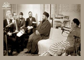 محور اصلی پیام امام خمینی به گورباچف چه بود