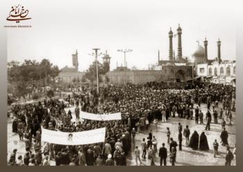 پیام تاریخی امام به مناسبت قیام ۱۹ دی مردم قم