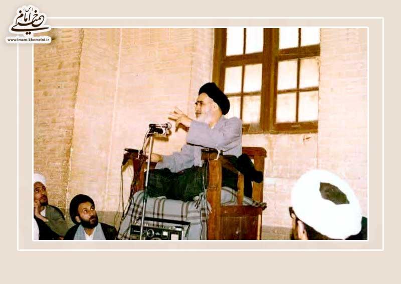 بررسی شیوه های علمی و تحقیقی حضرت امام در تدریس
