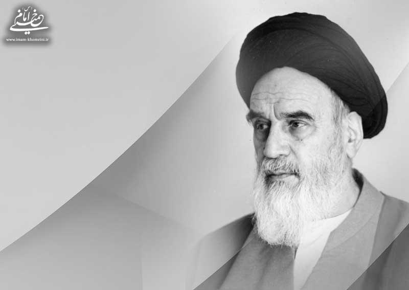اولین سخنرانی امام در فرودگاه