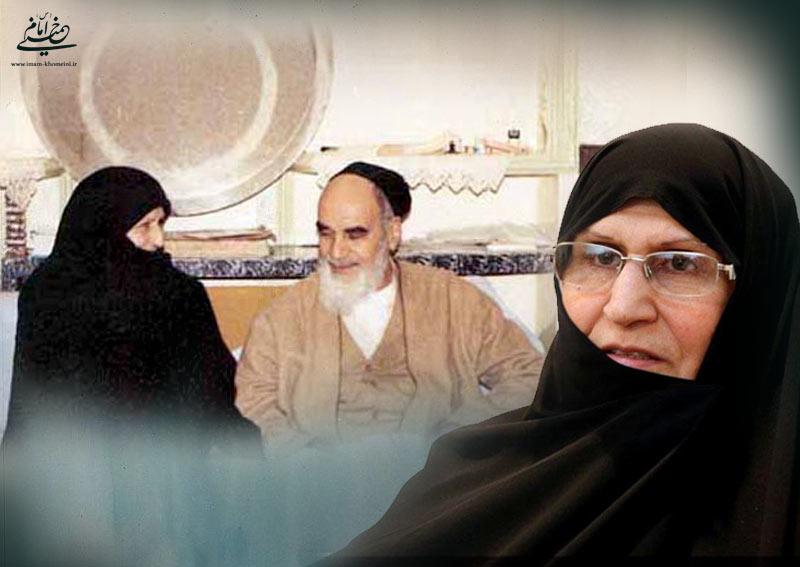 """تفسیر امام از جمله """"بهشت زیر پای مادران است"""