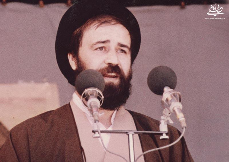 موضع امام در مورد بنی صدر از زبان حاج احمد آقا