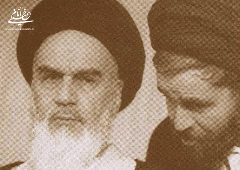 سالروز محاصره منزل امام خمینی در نجف اشرف