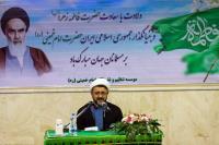 دکتر کمساری: ما در دفاع از امام انقلابی عمل خواهیم کرد