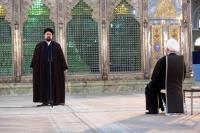 یادگار امام: هیچ عاملی نباید عزم دولت را در عبور از موانع مانع شود
