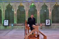 عزاداری شب شهادت حضرت زهرا(س) در حرم امام خمینی
