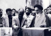 فیلم شکوه حضور بنیانگذار جمهوری اسلامی ایران در یک انتخاب