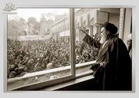 صبحگاه ۱۲ فروردین، روز نخستین حکومت اللّه  و از بزرگترین اعیاد مذهبی و ملی ماست