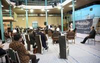 گزارش تصویری گفت و گوی بین نسلی «آرمان های امام خمینی و جوانان» با حضور یادگار امام