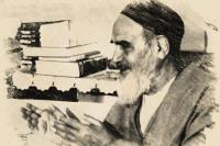 روایت امام خمینی از زندگی خود در مصاحبه ای در نوفل لوشاتو