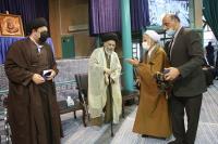 گزارش تصویری رونمایی از دانشنامه جامع امام خمینی در حسینیه جماران(۲)