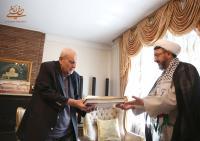 کمساری: مسأله فلسطین جزو اصول سیاست های خارجی ایران است/ زواوی: قدرت امت اسلام از برکت وجود امام خمینی(س) است