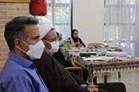 """گزارش تصویری پیش همایش هنری کارگاهی """"یاد دوست"""" در نگارستان امام خمینی"""