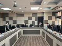 گزارش تصویری جلسه مشترک شورای معاونین موسسه و هیات رئیسه پژوهشکده امام خمینی و انقلاب اسلامی