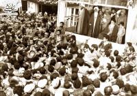 اولین سخنرانی امام خمینی (س) در فیضیه