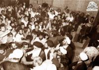 اقامتگاه های امام خمینی در مدت 11 ماه حضور در قم