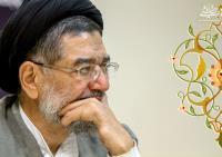 دیدار با محتشم امام