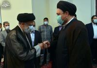 گزارش تصویری حاشیه تجدیدمیثاق مسئولان عالی قضایی با آرمان های امام راحل