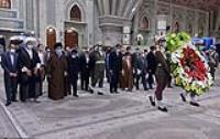 تجدید میثاق جامعه مداحان و شعرای آیینی با آرمان های حضرت امام