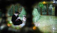 گزارش تصویری حضور رهبر معظم انقلاب در حرم مطهر امام خمینی