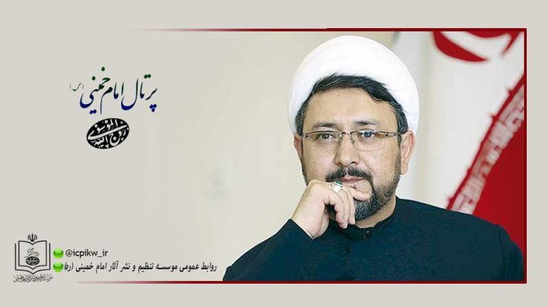 در پی درگذشت سید علی نکویی زهرایی پیام تسلیتی از سوی سرپرست موسسه تنظیم و نشر آثار امام خمینی(س) صادر شد