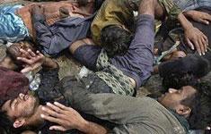 مدعیان آزادی چشمان خود را به روی کشتار مسلمانان میانمار بسته اند