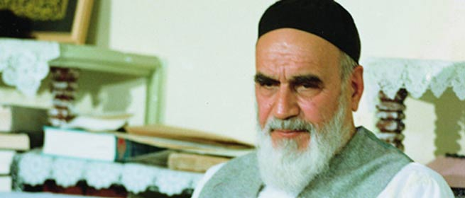 امام خمینی(س) و نگاهی اجمالی به مقوله اخلاق