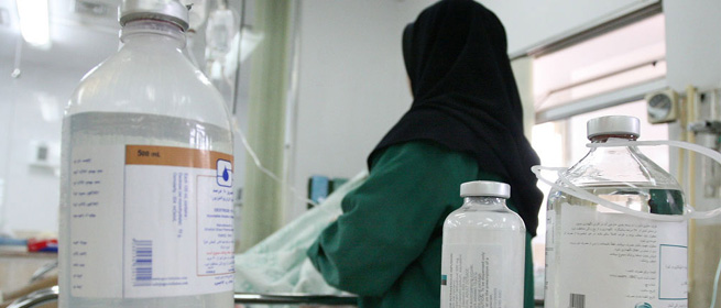 امدادرسانی 100 پرستار در بیست و سومین سالگرد ارتحال امام خمینی(س)