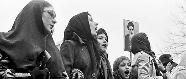 حجاب در جمهوری اسلامی از دیدگاه امام