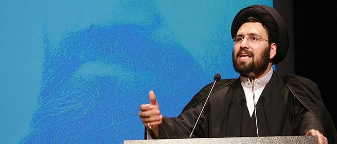 سیدعلی خمینی: کمرنگ کردن نقش امام، ضربه به نظام است