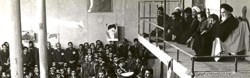 برگی از صحیفه / دیدار امام با جمعی از کارکنان مجله خواندنیها
