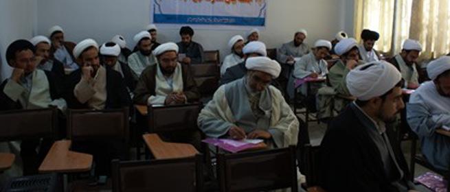 تدریس کتب اخلاقی امام خمینی در حوزه های علمیه
