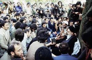 روایت خبرنگاران از دیدار با امام(س) در نوفل لوشاتو