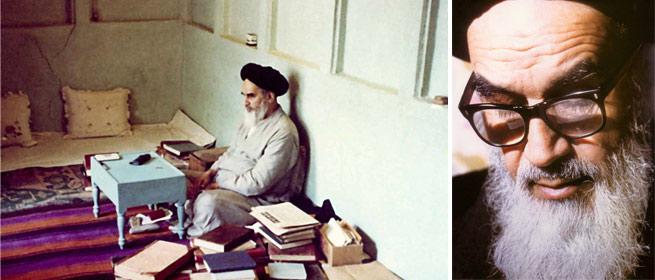 توصیه امام خمینی در خصوص انس با کتاب