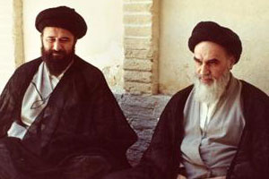 مصطفى خمینى، نور بصرم و مُهجَه قلبم، دار فانى را وداع کرد