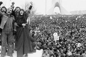 راهپیمایی میلیونی مردم ایران برای بازگشت امام