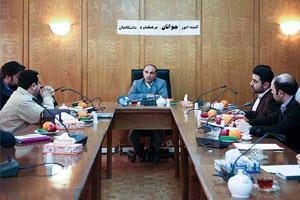 نخستین نشست کمیته امور جوانان، فرهنگیان و دانشگاهیان ستاد بزرگداشت امام خمینی(س) برگزار شد