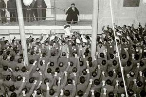 خاطراتی از برخورد حضرت امام با ارتشیان
