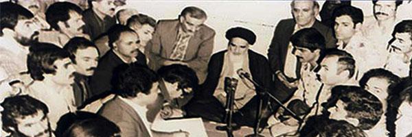 توصیه های امام به اعضای کانون نویسندگان ایران