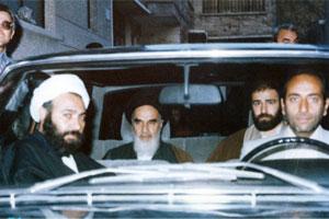 اولین شب حضور امام در ایران چگونه گذشت