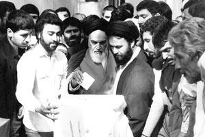 روزنگار/ آغاز همه پرسی نظام جمهوری اسلامی ایران